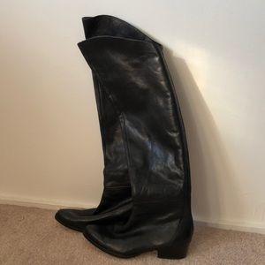 Dolce Vita Black Knee High Boots